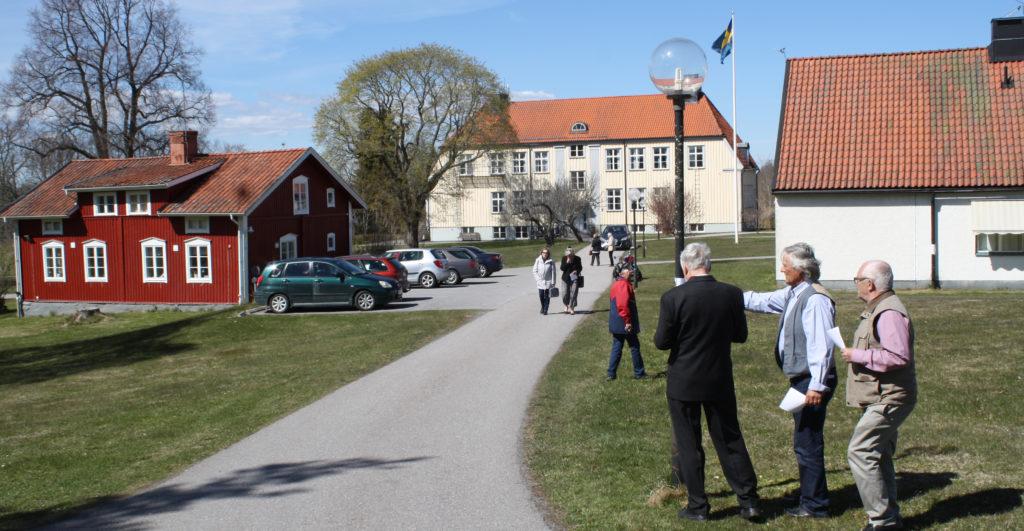 Elevförbundsfest på Väddö folkhögskola